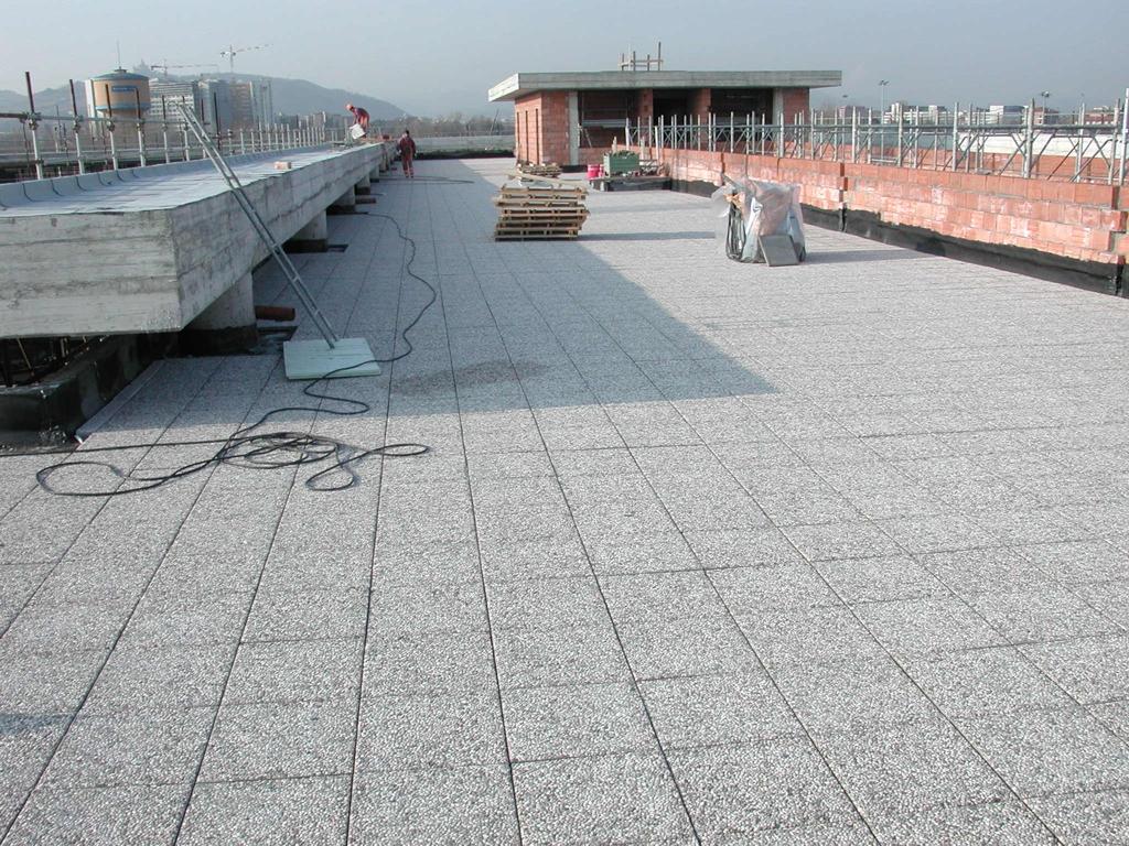 Pavimento Galleggiante, Installazione e Posa