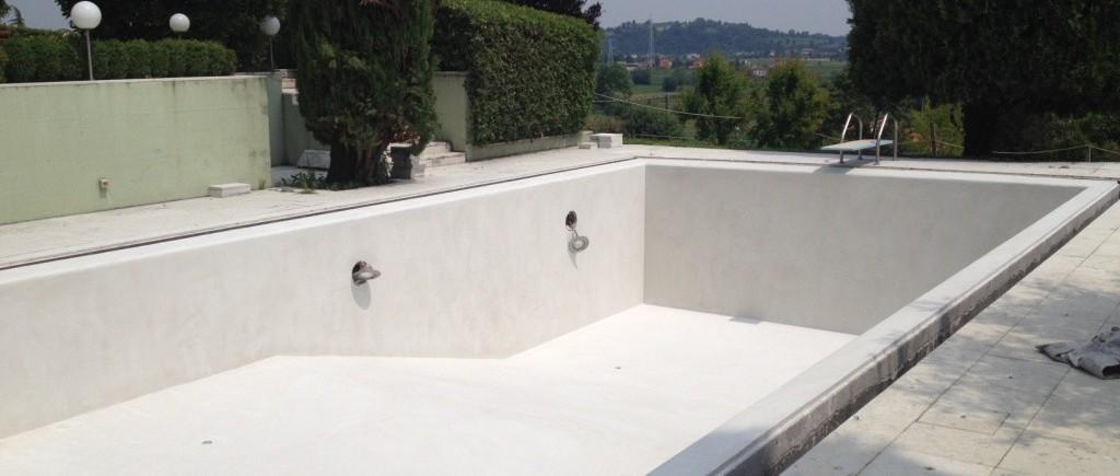 realizzazione piscine a Vicenza e provincia