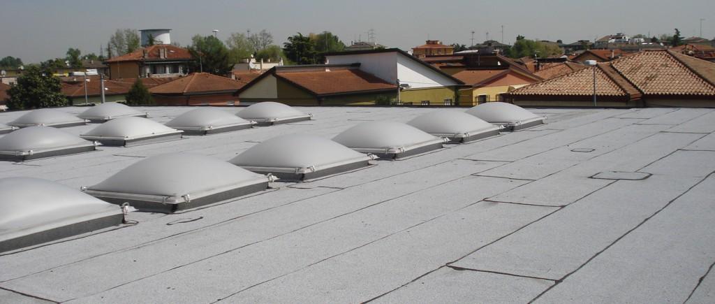 Impermeabilizzazione del tetto