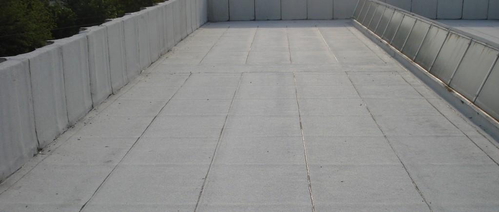 Impermeabilizzazione di terrazzi calpestabili
