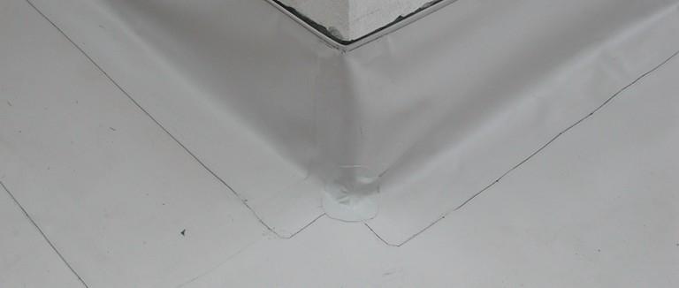 Impermeabilizzazione dei tetti con i manti sintetici